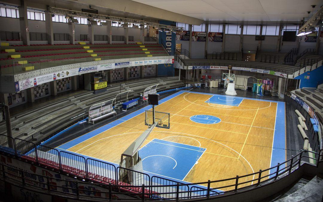 Palanorda – Palazzo dello sport